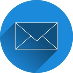 Email newsletter image